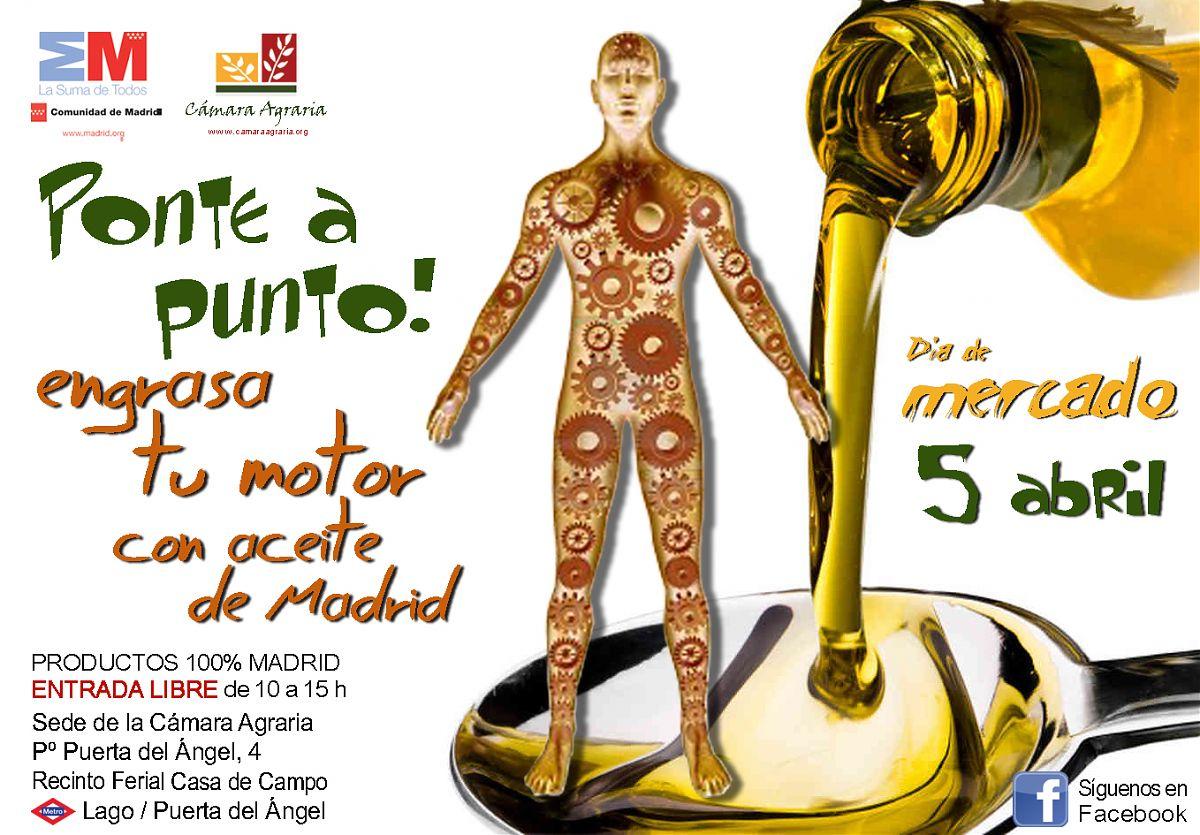 ¡¡VOLVEMOS AL MERCADO!! 05-04-2014