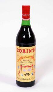 Botella Vermouth Formula Antigua Corinto