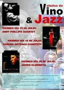 Cuarta edición de las veladas de Vino & Jazz en Navalcarnero