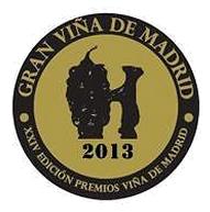 Premio Bacchus de Plata añada 2011 y Premio Viña de Madrid de Plata añada 2013 Sedro Crianza Bodegas Muñoz Martin