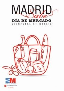 "MERCADO ITINERANTE ""MADRID SABE"" 30/08/2014"