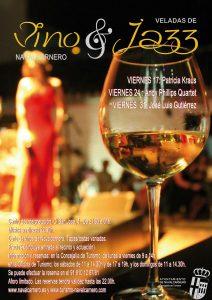 Veladas de Vino & Jazz 2015 Navalcarnero