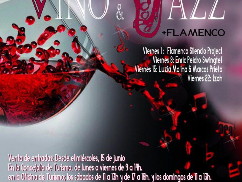 Veladas de Vino & Jazz 2016 Navalcarnero