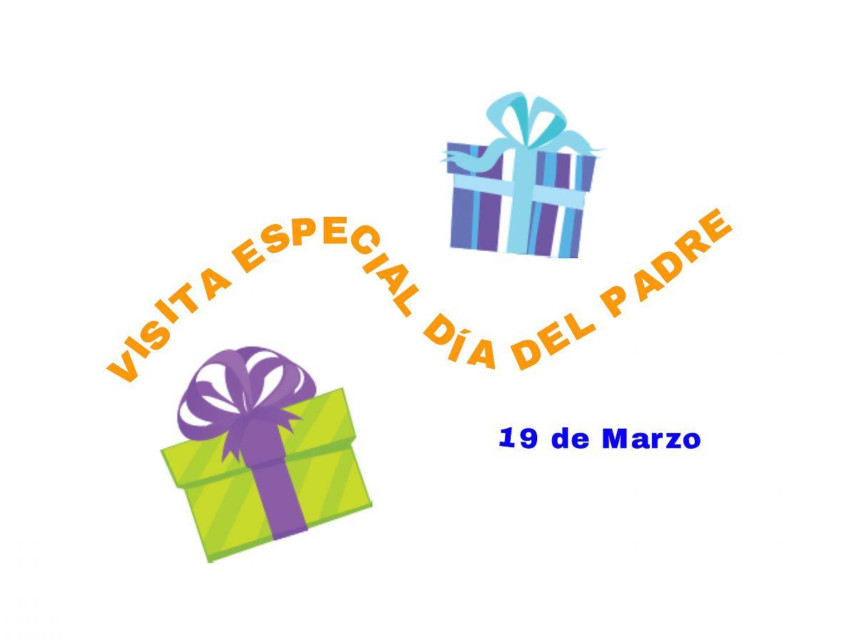 Visita especial para regalar el día del Padre