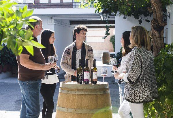 De vinos con Miguel Abellán y OkDiario